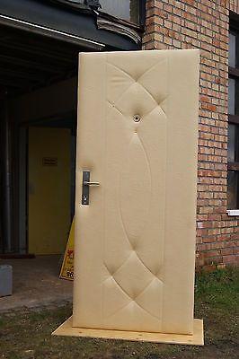 Sehr Türpolster Schallschutz Wärmedämmung Türverkleidung Türpolsterung ER97