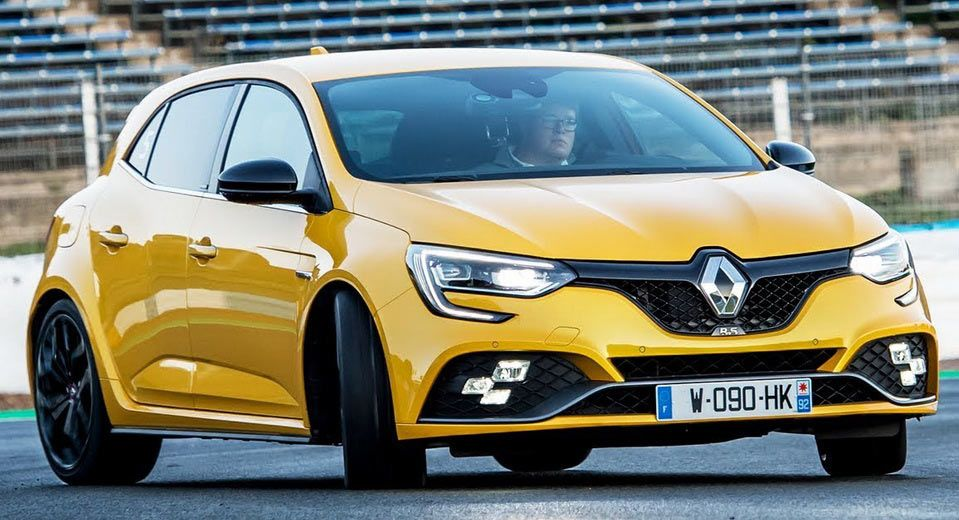 New Renault Megane Rs First Reviews Claim It S Good But Is It Type R Good Carscoops New Renault Renault Megane Renault