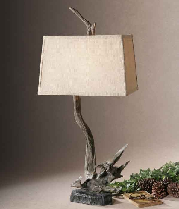 driftwood lamp lamps