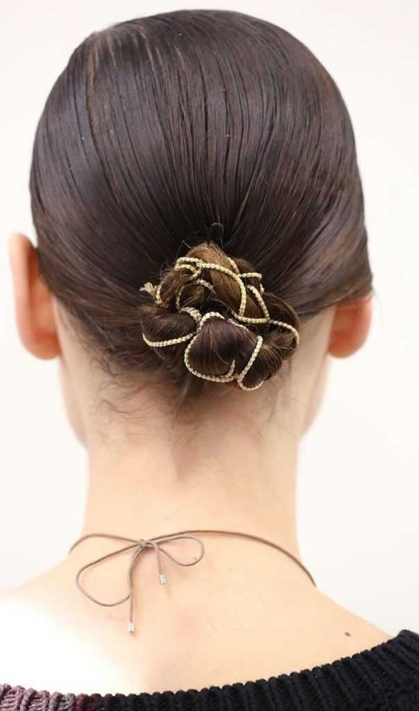 82 The Romantic and Inspirational Side of Ponytails - Hair Styles - - 82 ...#hair #inspirational #ponytails #romantic #side #styles