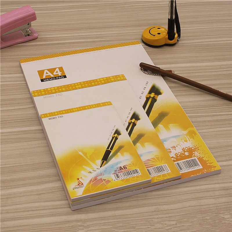 A4 A5 A6 business memo pad Fashion High Quality Creative - business memo