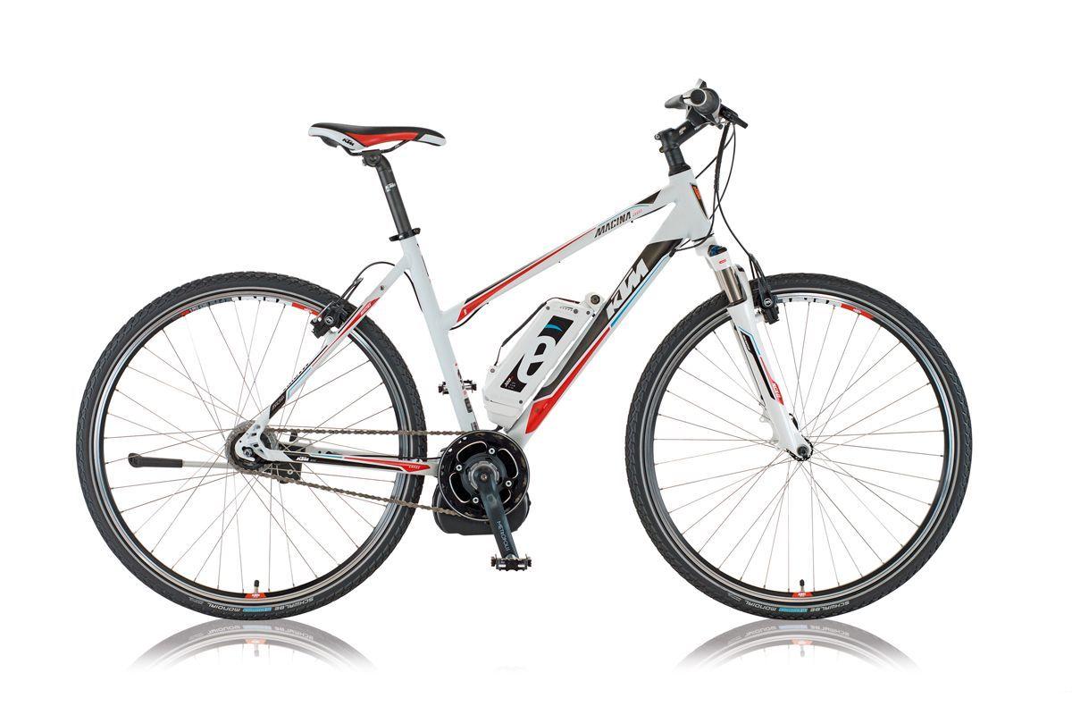 Ktm Macina Cross Electric Bicycle Electric Bike Bicycles Ktm Bicycles Electric Bike