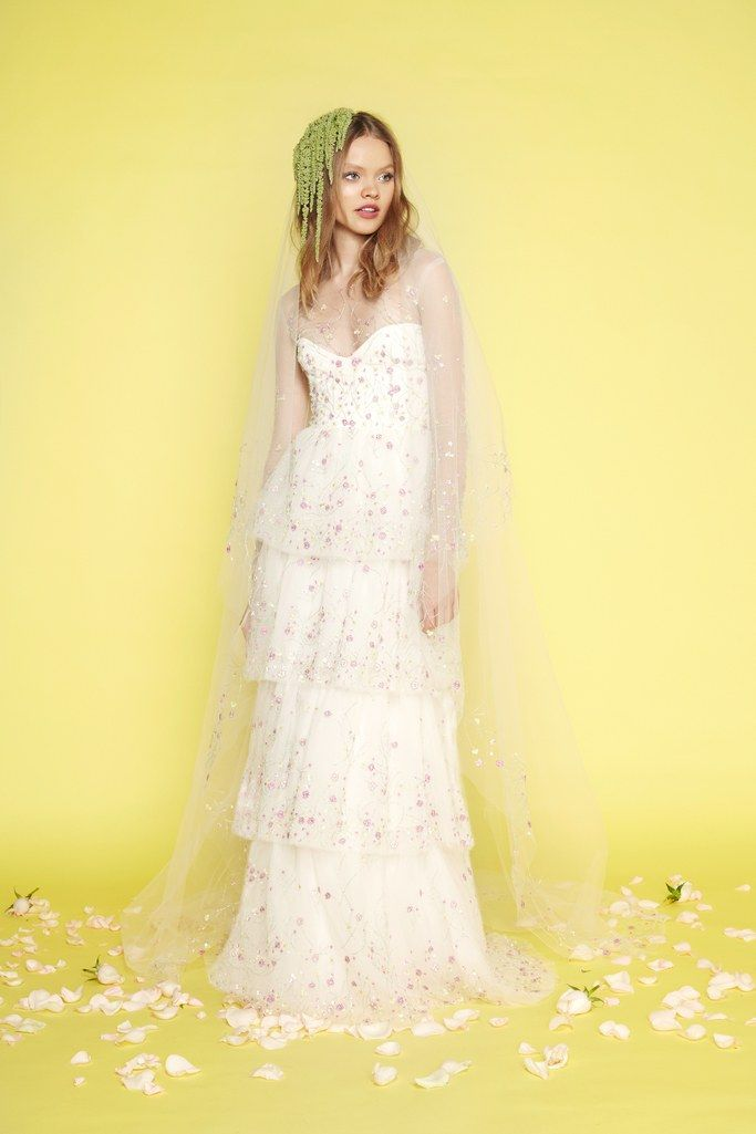 673fca69a7ce 44 Brand-New Wedding Dresses That 2017 Brides Need to See