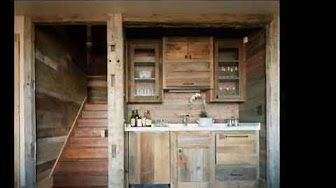 Faire un bureau a caissons en bois de palette youtube maison