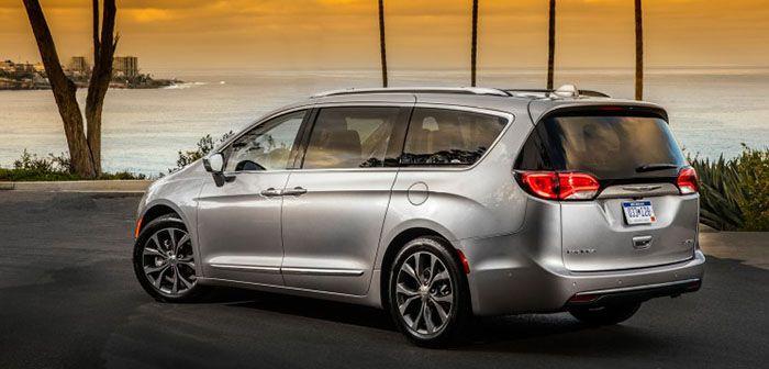 2017 Chrysler Pacifica Limited Www Premierchryslerjeepofplacentia