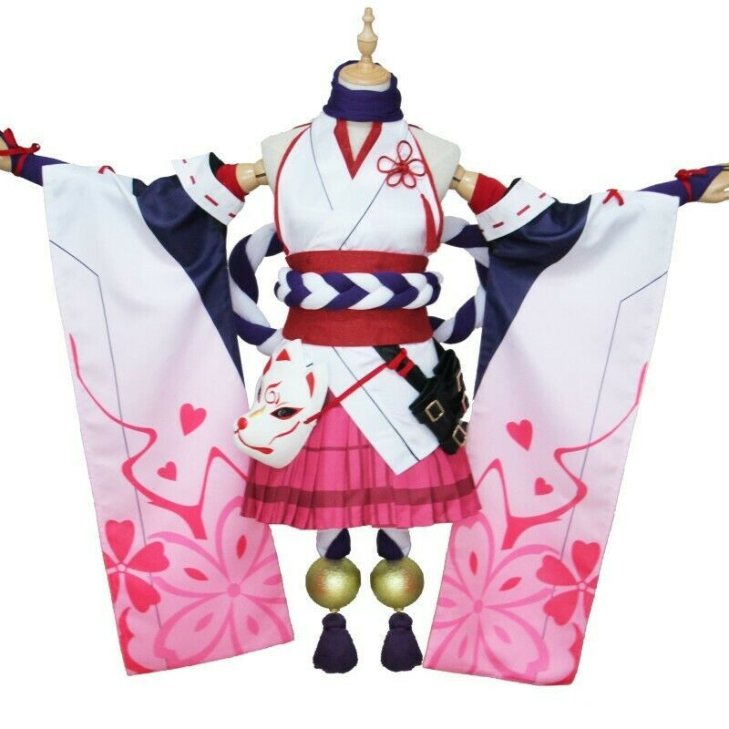 japanese anime character costumes