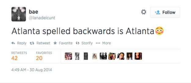 This person who needs to try again. | 19 People Who Shouldn't Be Allowed To Tweet Anymore