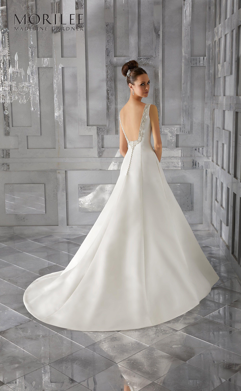 Mori lee back our mori lee bridal collection pinterest