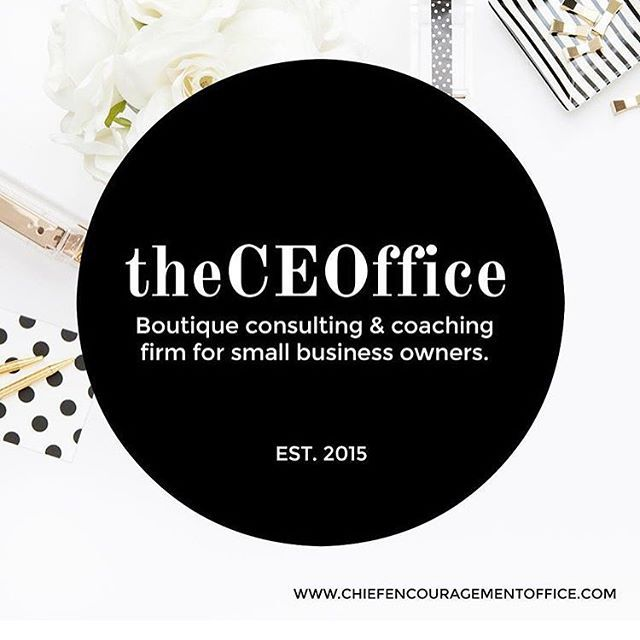 Congratulations to my dear friend @theceoffice {Melissa Jones}. She is an amazing woman who is starting to make her business dreams as well as others come true. Please go check out her website I just love the name of this company ...Chief Encouragement Office. It doesn't get any better than that. Way to go sweet friend! ___________________________________________ #smallbusinessbiggoals #women #entrepreneurs #goals #encourage #coaching #ChiefEncouragementOffice by atfirstblushandco