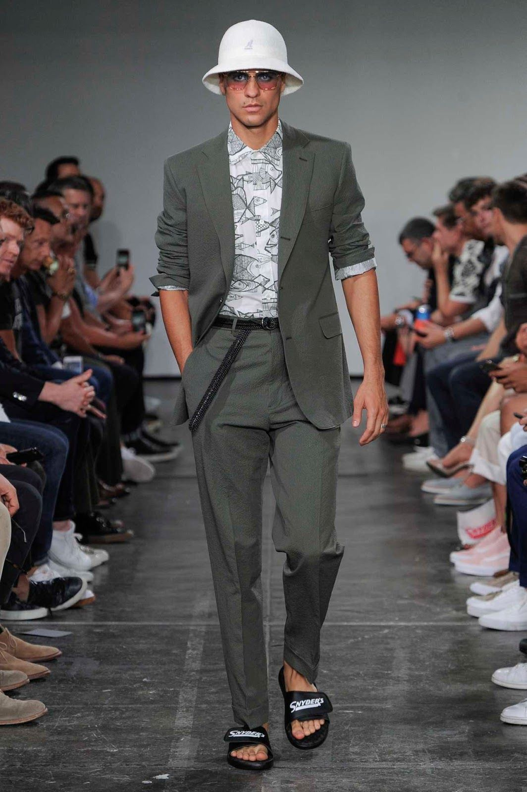 Todd Snyder Spring Summer 2019 New York Fashion Week Men S Men S