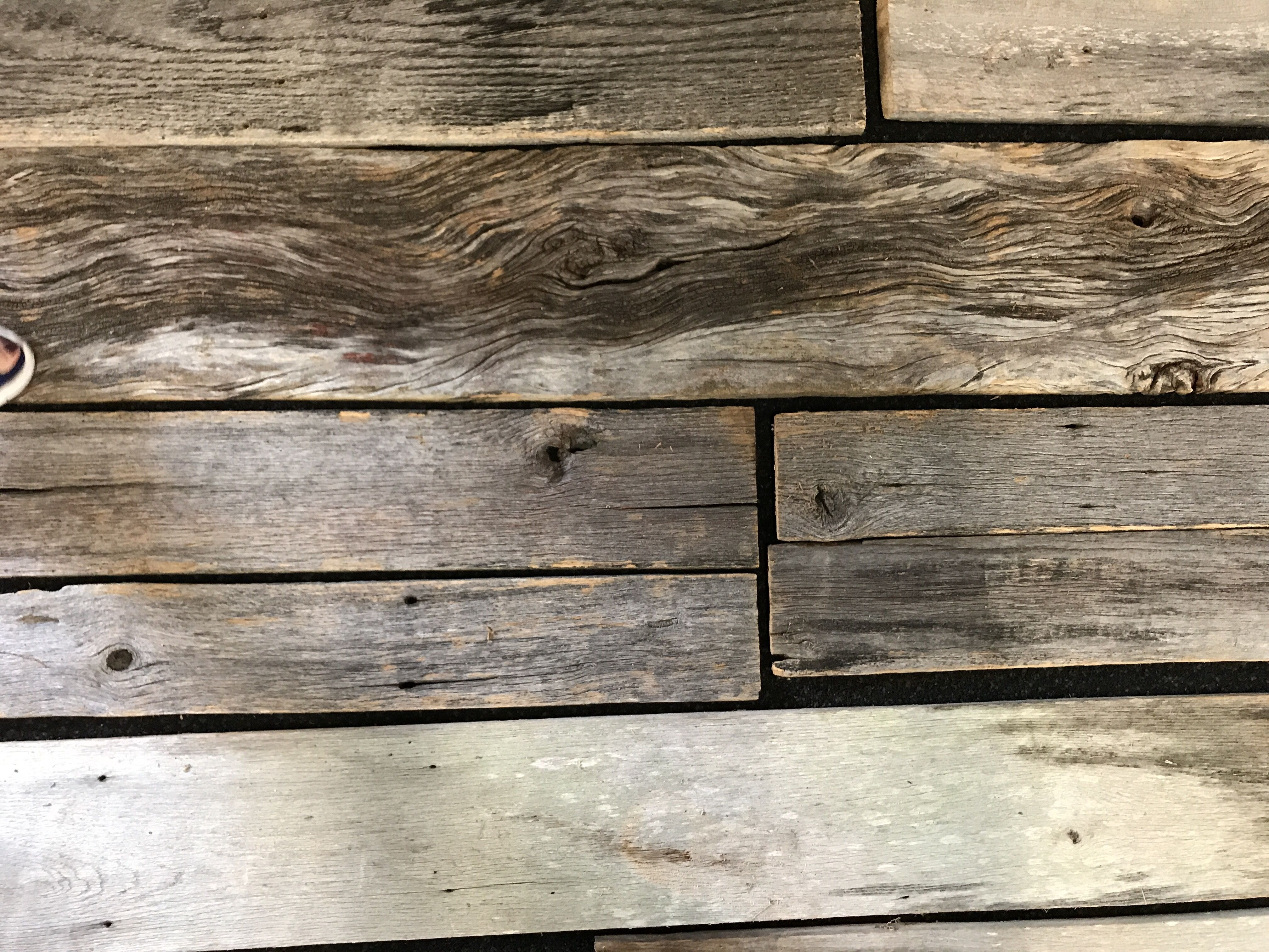 This Photo Has Unmilled Antique Reclaimed Barn Wood With Unmilled