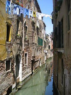 Venice...wonderful, beautiful Venice.