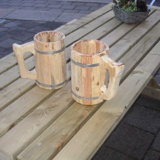 Woodworking Projects For Beginners Beginner Woodworking Projects Wooden Beer Mug Wood Working For Beginners