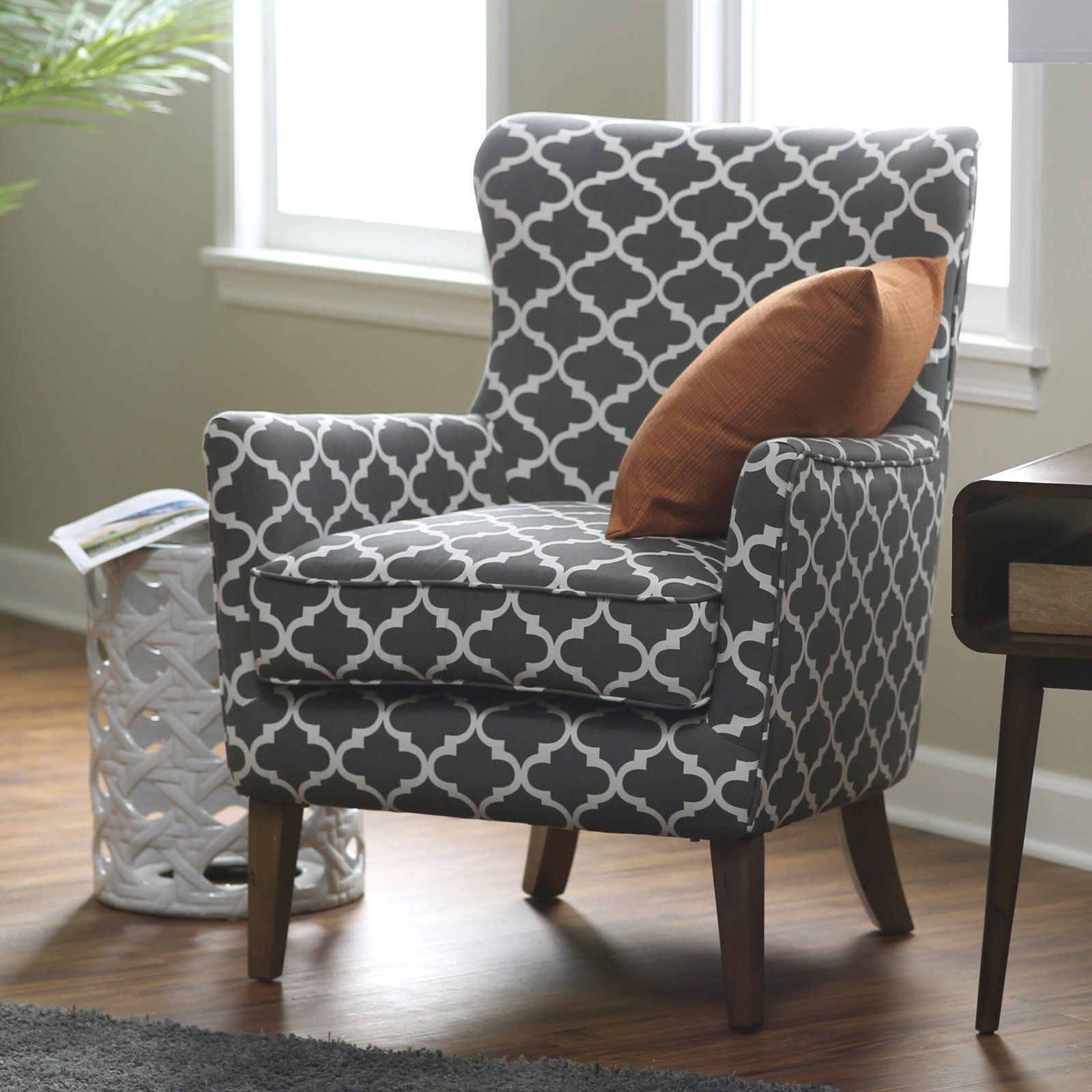 Printed Chairs Home Interior Design Ideas In 2020 Accent
