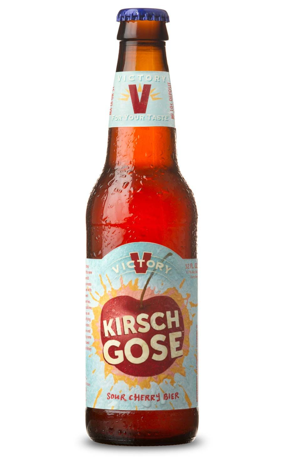 Victory Brewing Co Brings Back Kirsch Gose And Sour Monkey Victory Brewing Beer Beer Brands