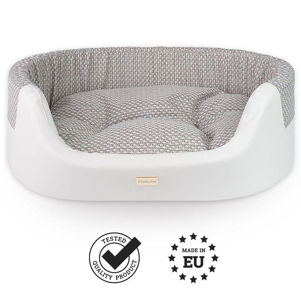 Luxury Dog Bed Unique Fancy and Cosy Medium Sized Dog