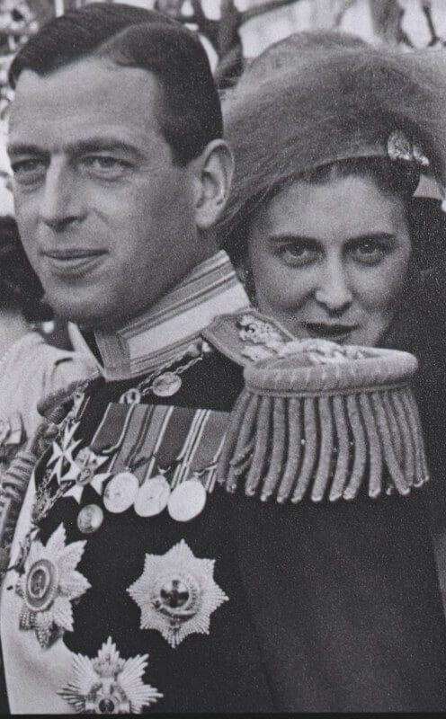 Wedding of Prince Paul of Greece and Princess Frederika of Hanover ...