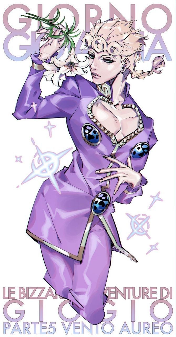Pin By Maou Satan On Giorno Giovanna In 2020 Jojo Bizzare Adventure Jojo S Bizarre Adventure Jojo Bizarre