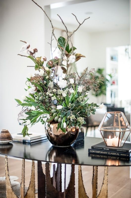 Flower Arrangements For Entryway Tables Google Search