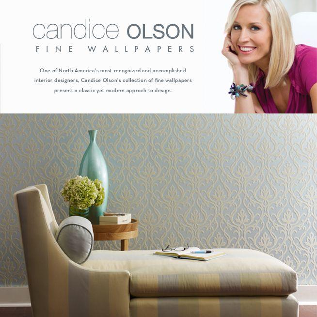 The formost name in Interior Design - Candice Olson, Fine ...