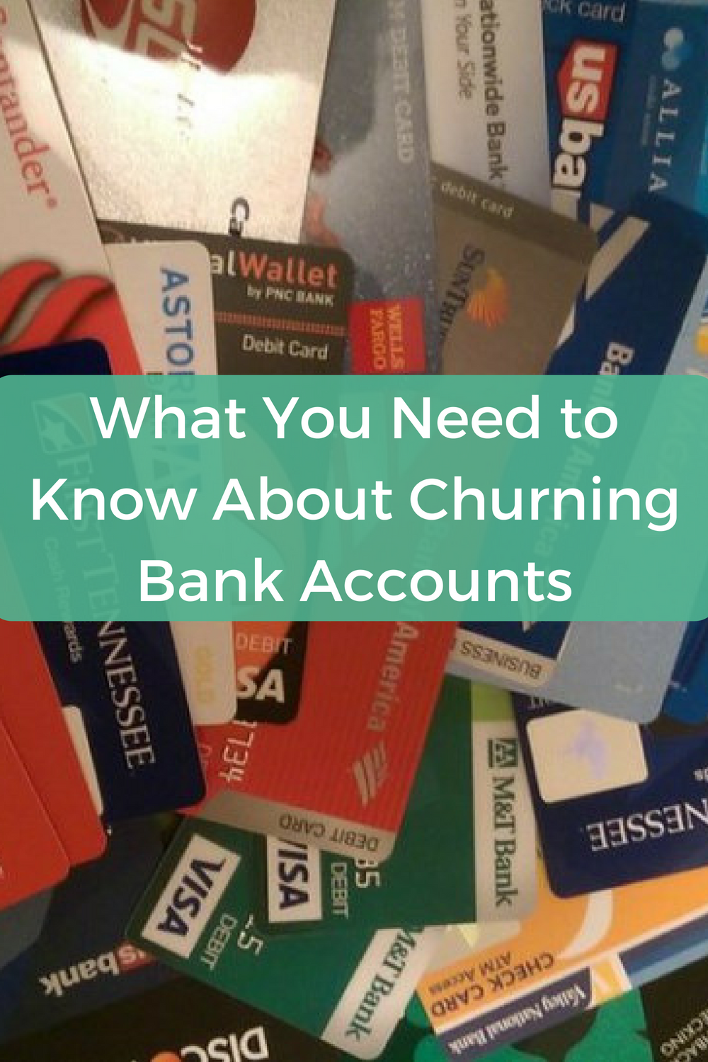 Churning Bank Accounts... What You Need To Know Bank