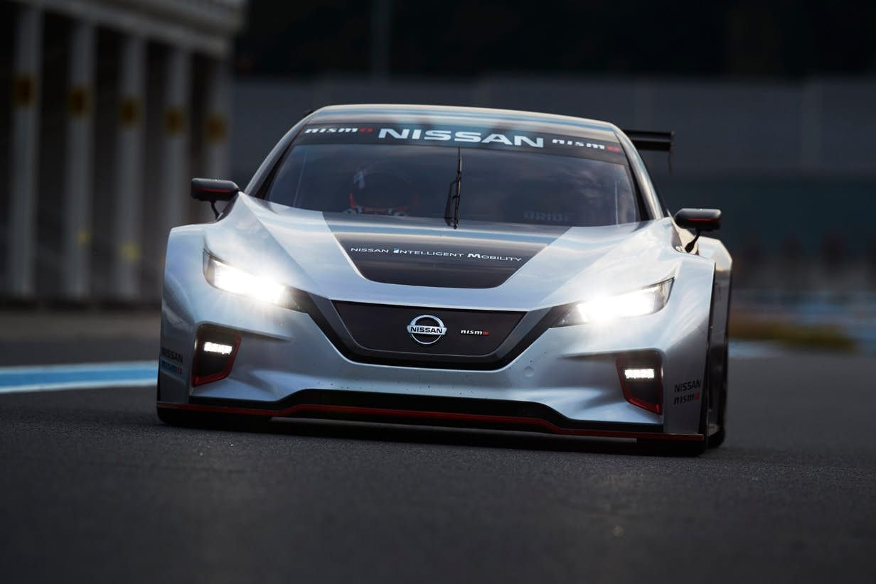 Nissan Promises More Thrills From Latest Leaf Nismo Rc Electric
