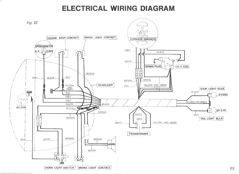 Peugeot wiring diagrams Moped Wiki in 2020 Diagram