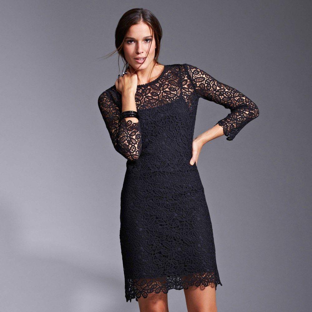 Quelle petite robe noire pour ma silhouette ?   Dress ideas, Petite ...