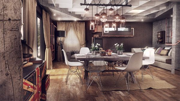 Remarkable Modern House Design With Vintage Accents In Ploiesti Romania With Images Modern House Design House Design Interior Architecture Design