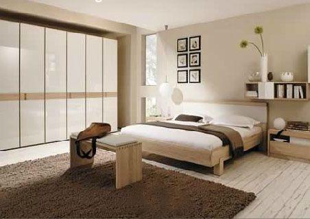 Chambre beige  Une déco nature et zen aux couleurs claires