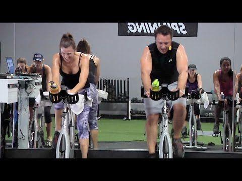 World S Best Spinning Class Part 2 Biking Workout Spinning Workout Video Spinning Workout