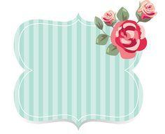 Tags Bordas Fundos E Etc Paper Crafts Paper Cards Frame Wreath