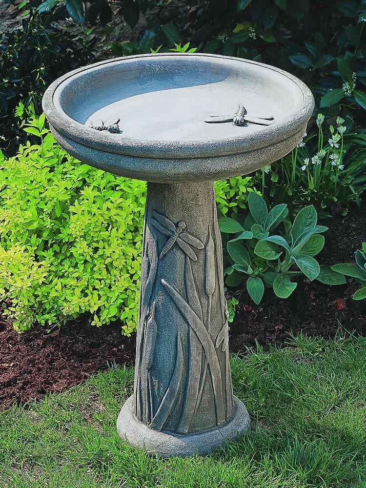 Cement Bird Bath Top Stone Bird Baths Bird Bath Bird Bath Garden
