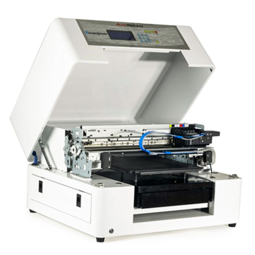 9ce42cbe7 A3 size cheap and fine with CE certification AR-T500 t-shirt printing  machine dtg printer on sale