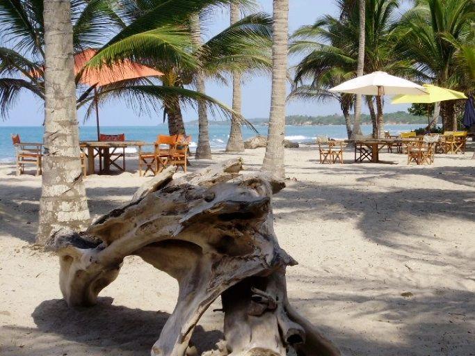 Alojamiento en Palomino, guajira - Eco cabañas comodas cerca al playa