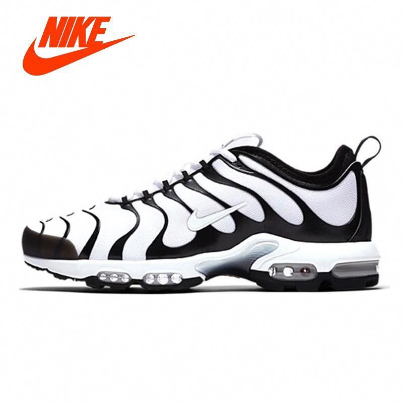 on sale 04d50 22450 Original New Official Red Nike Air Max Plus Tn Ultra 3M Men s Breathable  Running Shoes Classic Lace-up Sports Sneakers