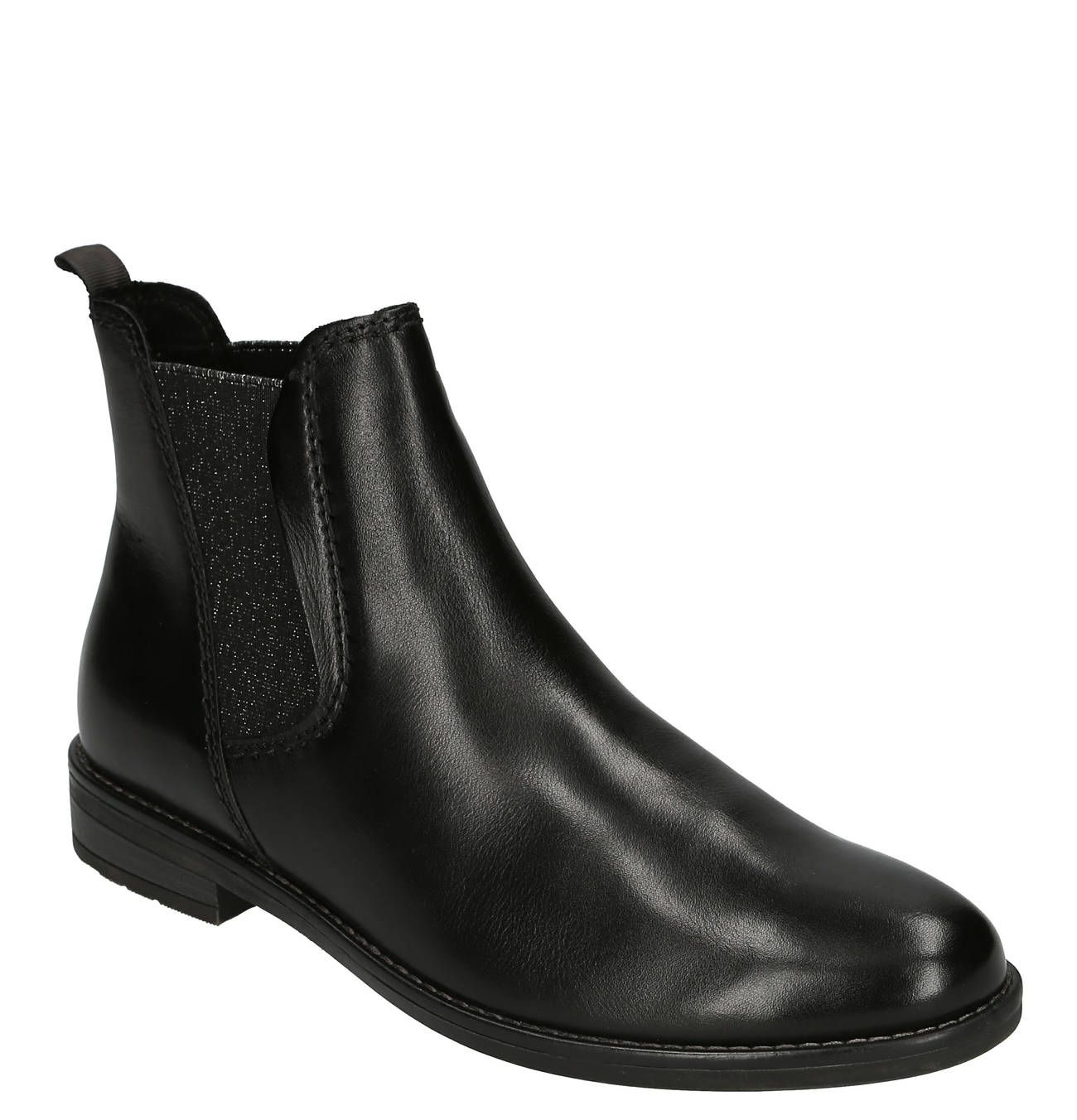 Chelsea Boots, Leder, Zugschlaufe | Products in 2019 | Marco