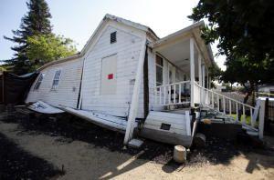 Earthquake Insurance Shunned By Vast Majority Of Californians