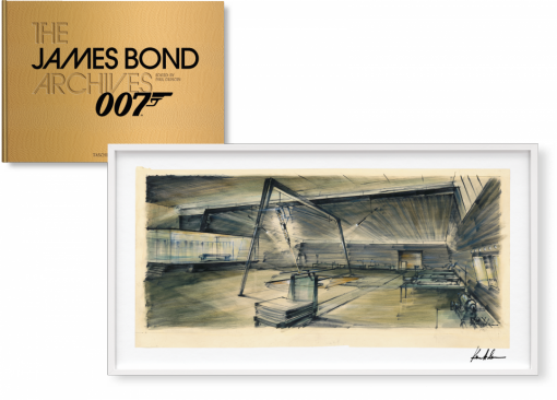 The James Bond Archives. Golden Edition 'Goldfinger' (Limited Edition)