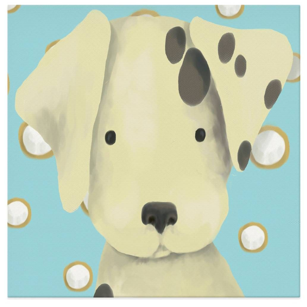 product image for Oopsy Daisy Radley the Dalmation Canvas Wall Art ...