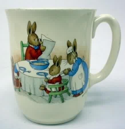 Commonplace Book: Royal Doulton Bunnykins