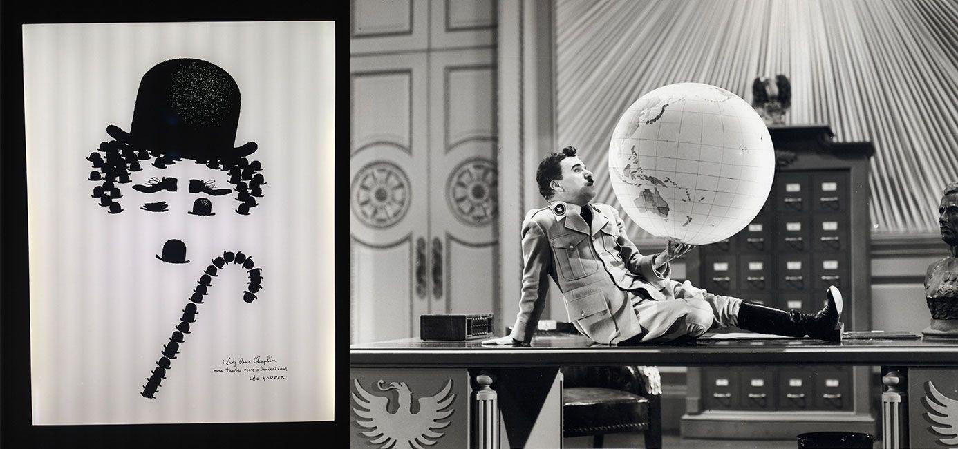 The Great Dictator Le monde de Charlot. Juin 2016 PLUMEVOYAGE @plumevoyagemagazine © Roy Export