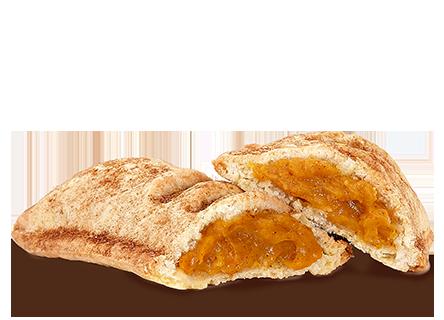 McDonald's Baked Pumpkin Pie. 102613
