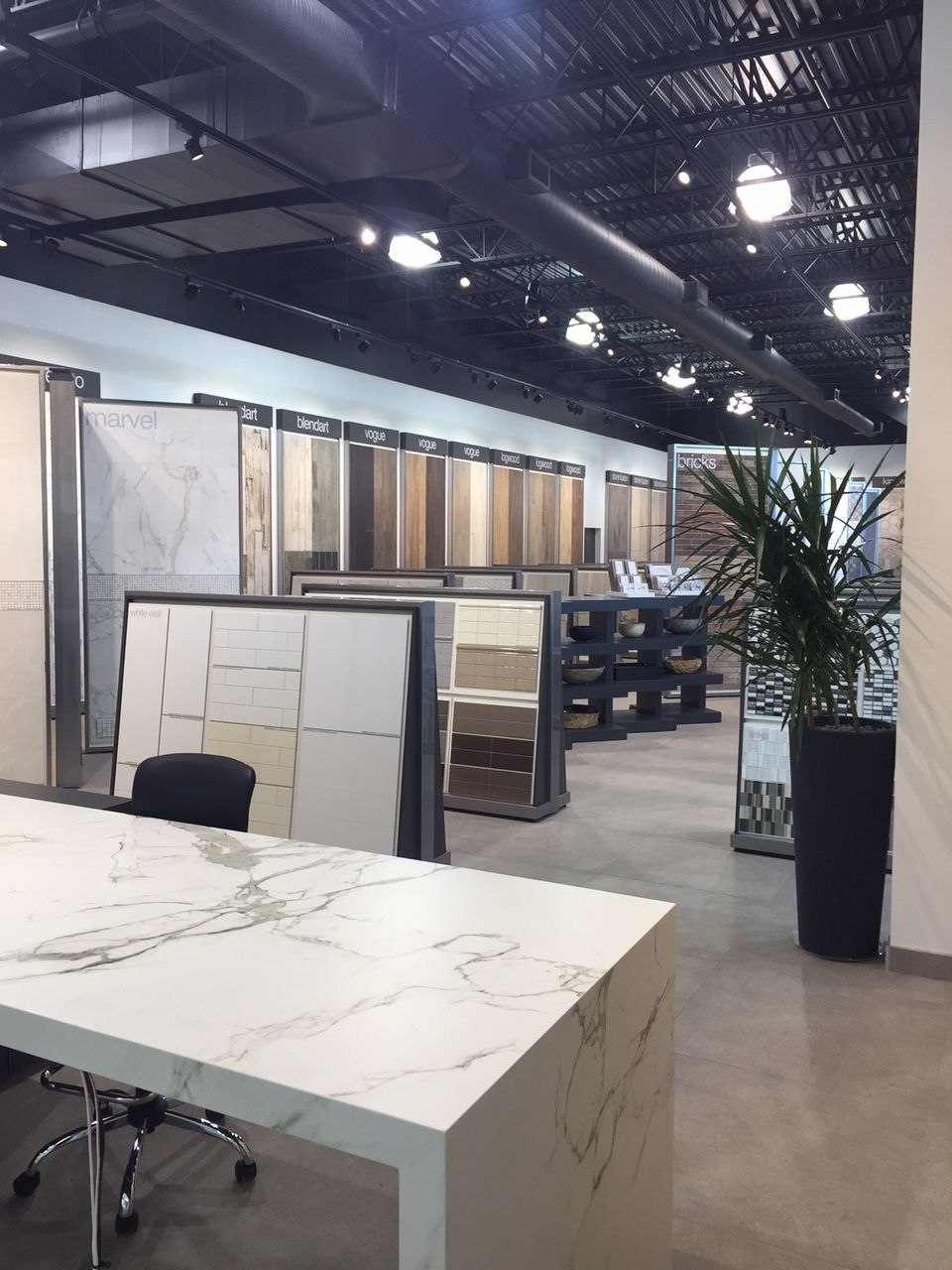 The Brand New Julian Tile Calgary Building Is Open And Running Come