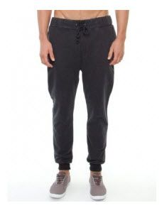 Staple Superior - Indigo Track Pants - #Pants (Black)