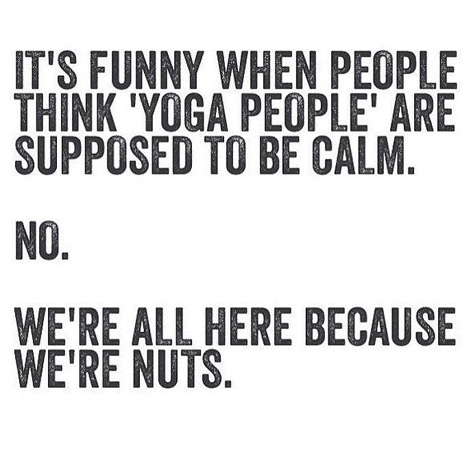 Funny Yoga Quotes yoga #yogainspiration … | yoga | Yoga,… Funny Yoga Quotes