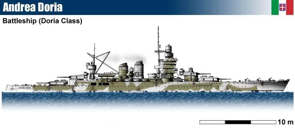 Andre doria nave da battaglia ships pinterest for Andrea doria nave da guerra