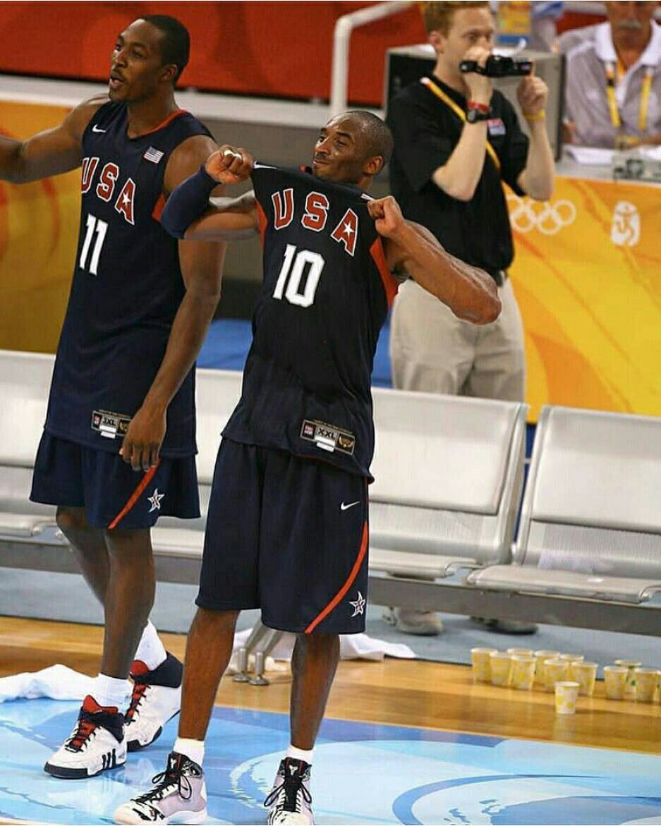 Kobe Bryant and Dwight Howard