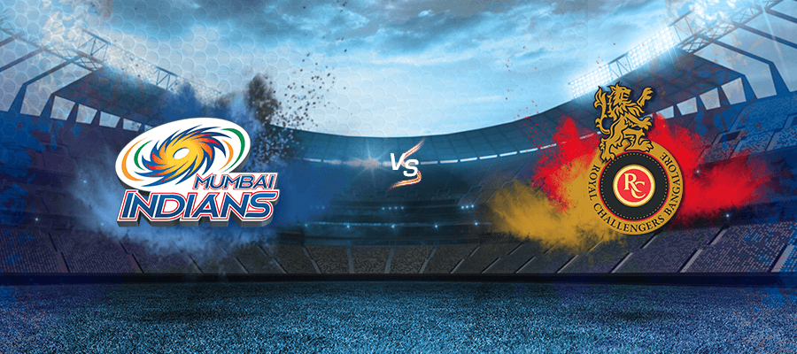 Bangalore/RCB vs Mumbai Indians/MI IPL betting tips