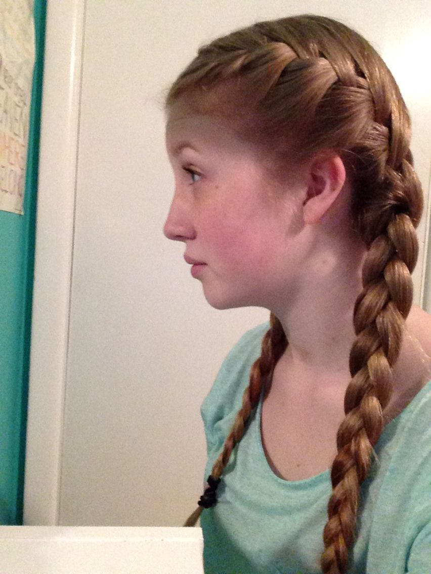 Braids french white recommendations to wear for autumn in 2019